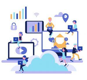 Braintower cloud computing