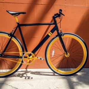 Business Bike bei Braintower Technologies