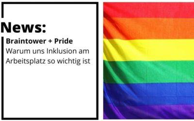 Braintower + Pride